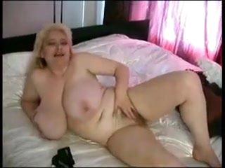 Huge Natural Granny
