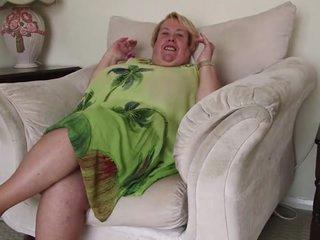 SSBBW Granny