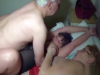 DevilPorn13 .. British Granny Kim (2)