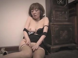 Crazy Japanese girl in Best Fetish, Granny JAV video