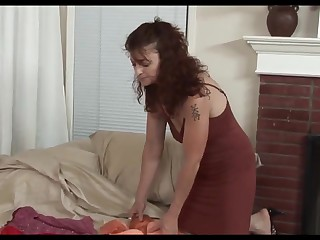 Mature Woman Seduced