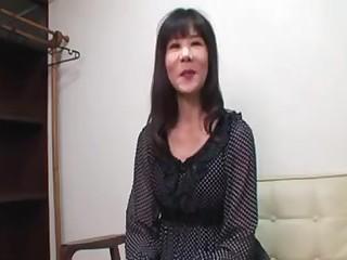 52yr Old Granny Yoshiko Saito