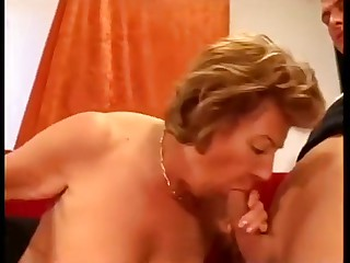 Best homemade Grannies, Oldie sex clip