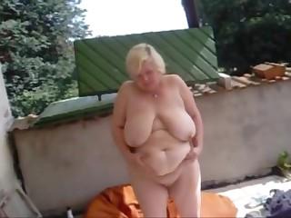 German granny slut teil 8
