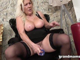 70 Yr Old Big Tits Gran